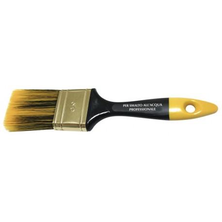 pennello punta gialla