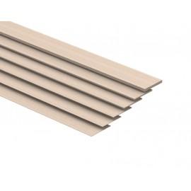 Balsa : cm 10 x 100 spessore da mm1 a mm 20