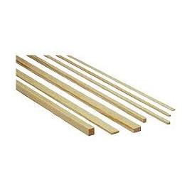 Balsa: altezza cm 100 sezione rettangolare