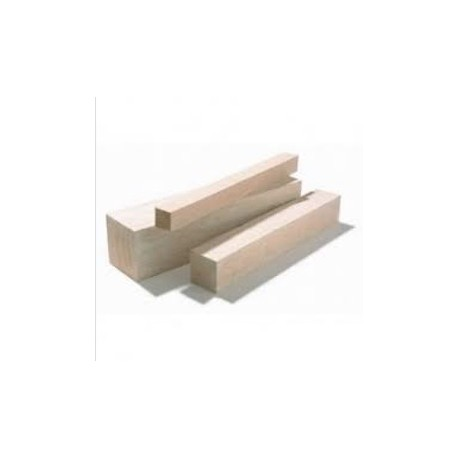 Tiglio: altezza cm 100 sezione quadrata