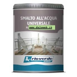 Smalto Opaco Universale RL1840 Marrone Scuro