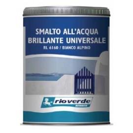 Smalto Brillante Universale RL6160 Bianco Alpino