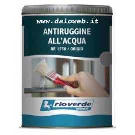Antiruggine all'Acqua RR1550 Grigio