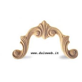 Fregio in pasta di legno 03.4045