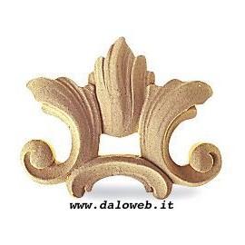 Fregio in pasta di legno 03.4017