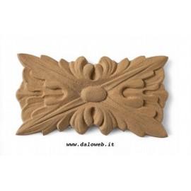 Fregio in pasta di legno 03.4415