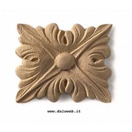 Fregio in pasta di legno 03.4417