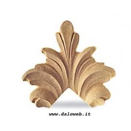 Fregio in pasta di legno 03.4514