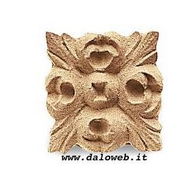 Fregio in pasta di legno 03.4518