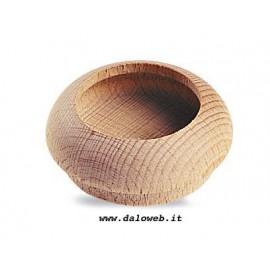 Maniglia da incasso in legno 03.3156